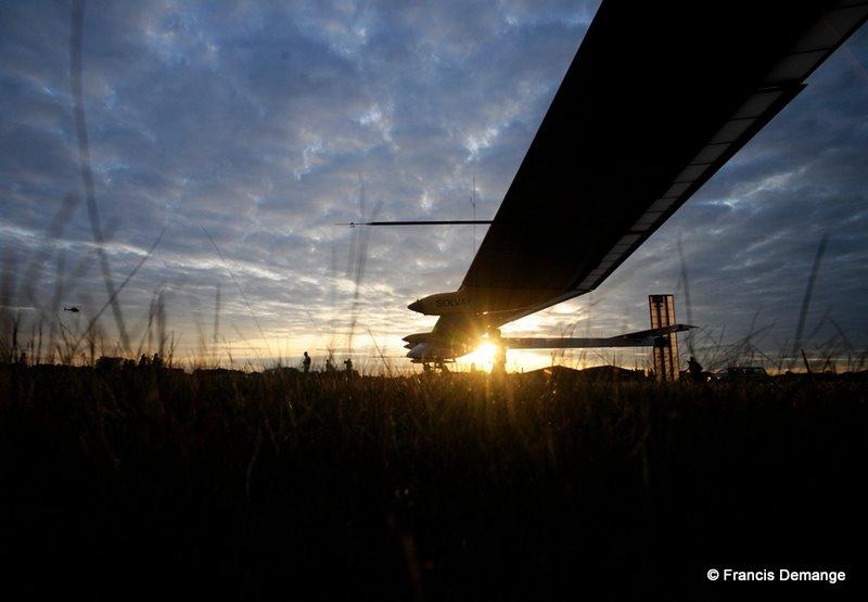 Solar Impulse, invité d'honneur du Salon du Bourget du 20 au 26 juin 2011.