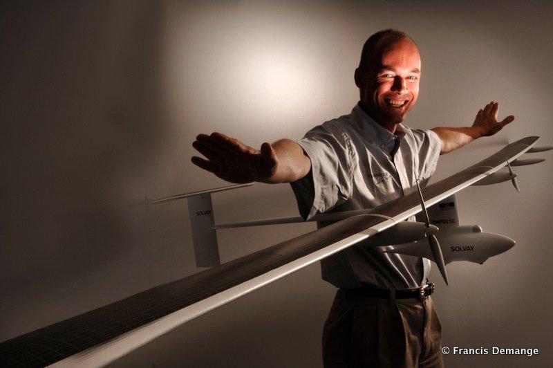 Du virtuel au réel : Dans les coulisses de Solar Impulse, l'avion solaire