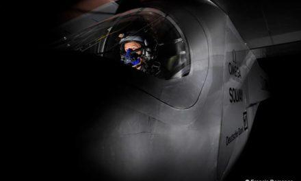 Solar Impulse. 72 heures dans le cockpit…