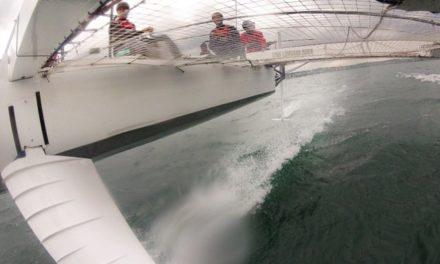 Hydroptère.ch : le bateau le plus technologique au monde.