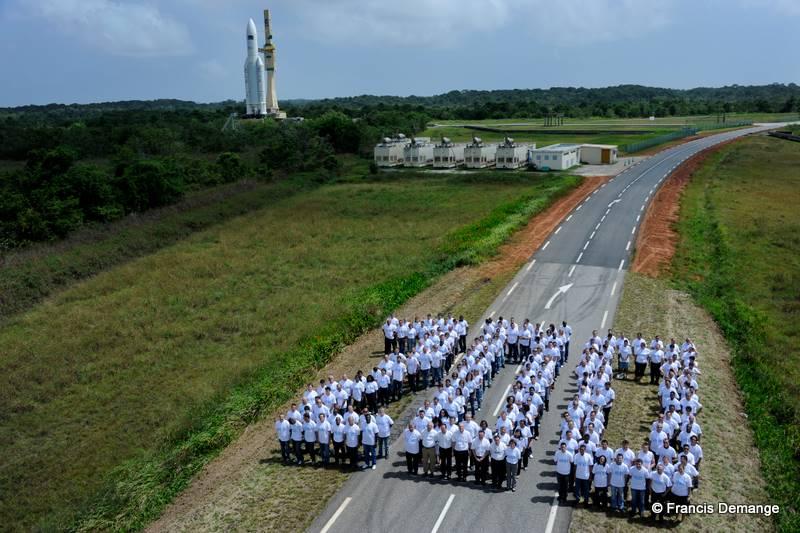 200 bougies pour Ariane 5 …