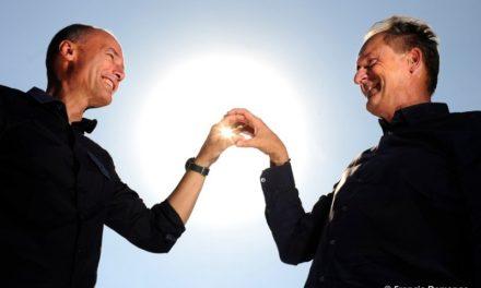 """""""Solar Impulse"""" Le soleil leur a donné des ailes."""
