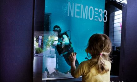 Nemo33 est la piscine la plus profonde au monde !