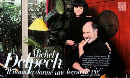 """""""C'était bien chez DELPECH"""" Magazine GALA du 6 janvier 2016"""