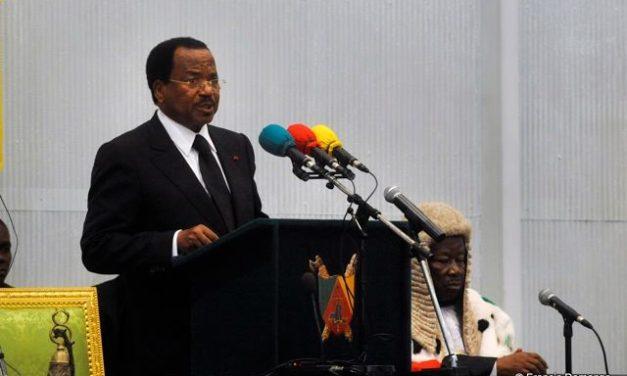 Le Cameroun selon Paul Biya…