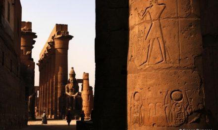 L'Égypte antique au fil du Nil…