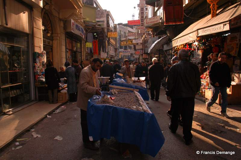 ISTANBUL, LA PERLE DU BOSPHORE