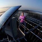 DES HUITRES SOLAIRES Recréer la marée en Méditerranée