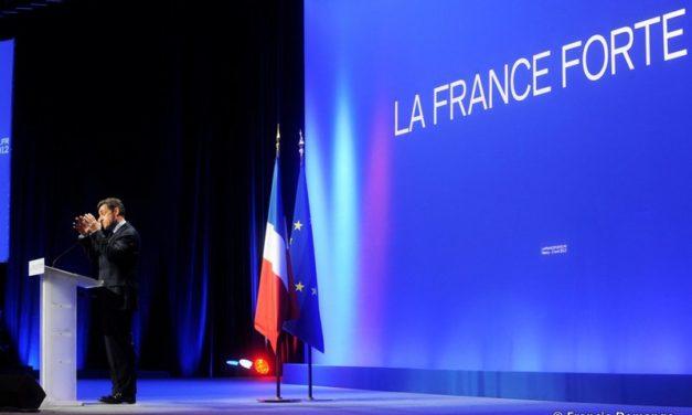 Présidentielle 2012 : Nicolas Sarkozy en Lorraine.