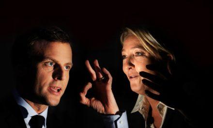 Le Duel pour la présidentielle 2017 : MACRON – LE PEN