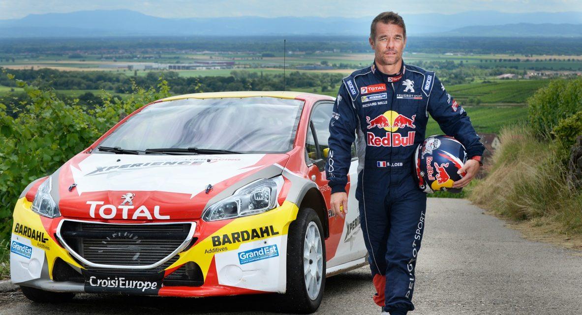 Sébastien Loeb Xperience. Embarquez avec le champion