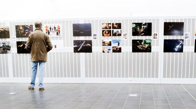 """Epinal- BMI  : Vernissage exposition """"L'aviation d'hier à demain"""" Francis DEMANGE, Solar Impulse la force du rayon"""