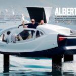ALBERT 007 ( 4 pages – Magazine VSD N°2124) du 9 au 16 mai 2018)
