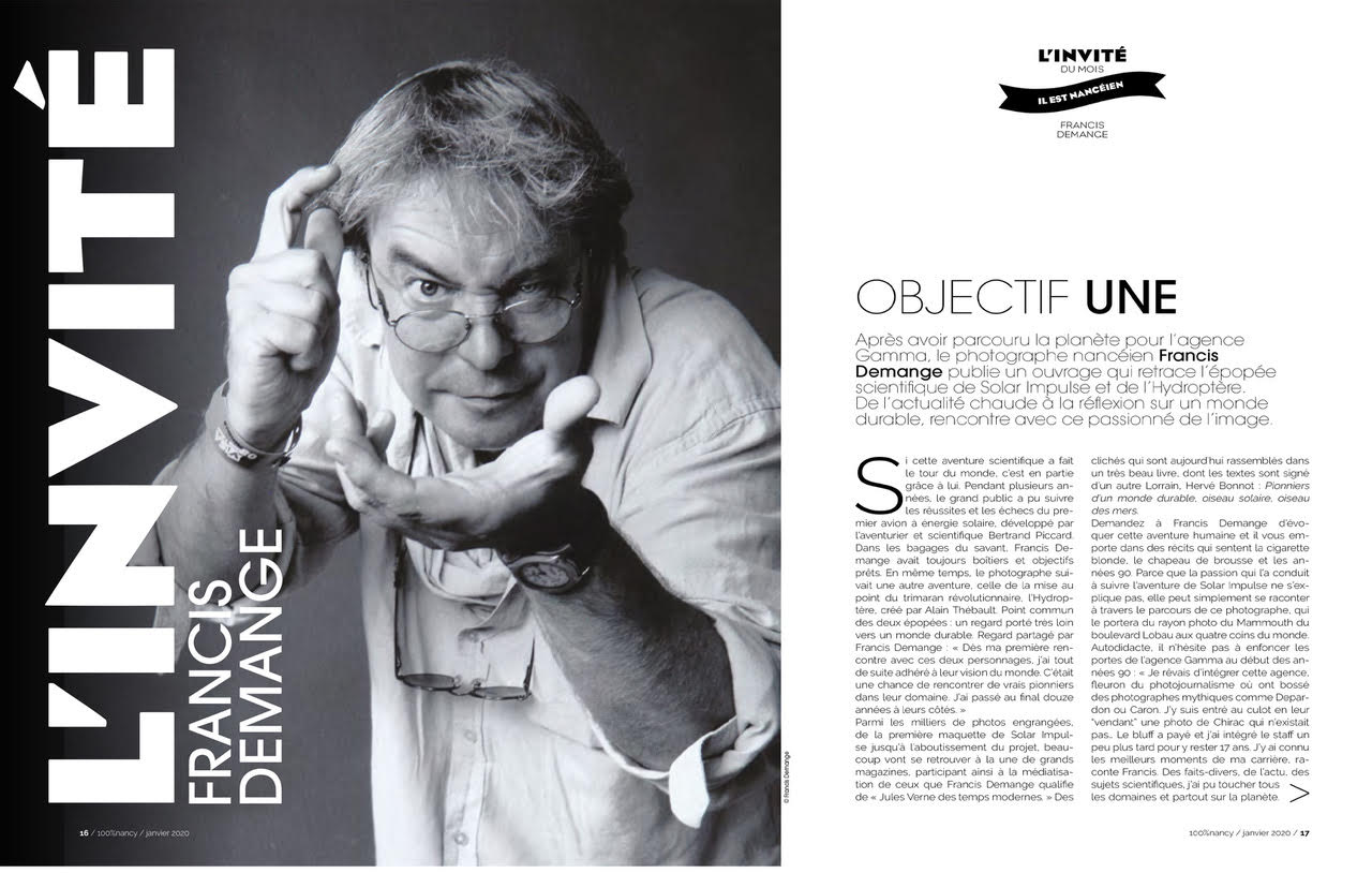 Magazine 100% Nancy - Janvier 2020